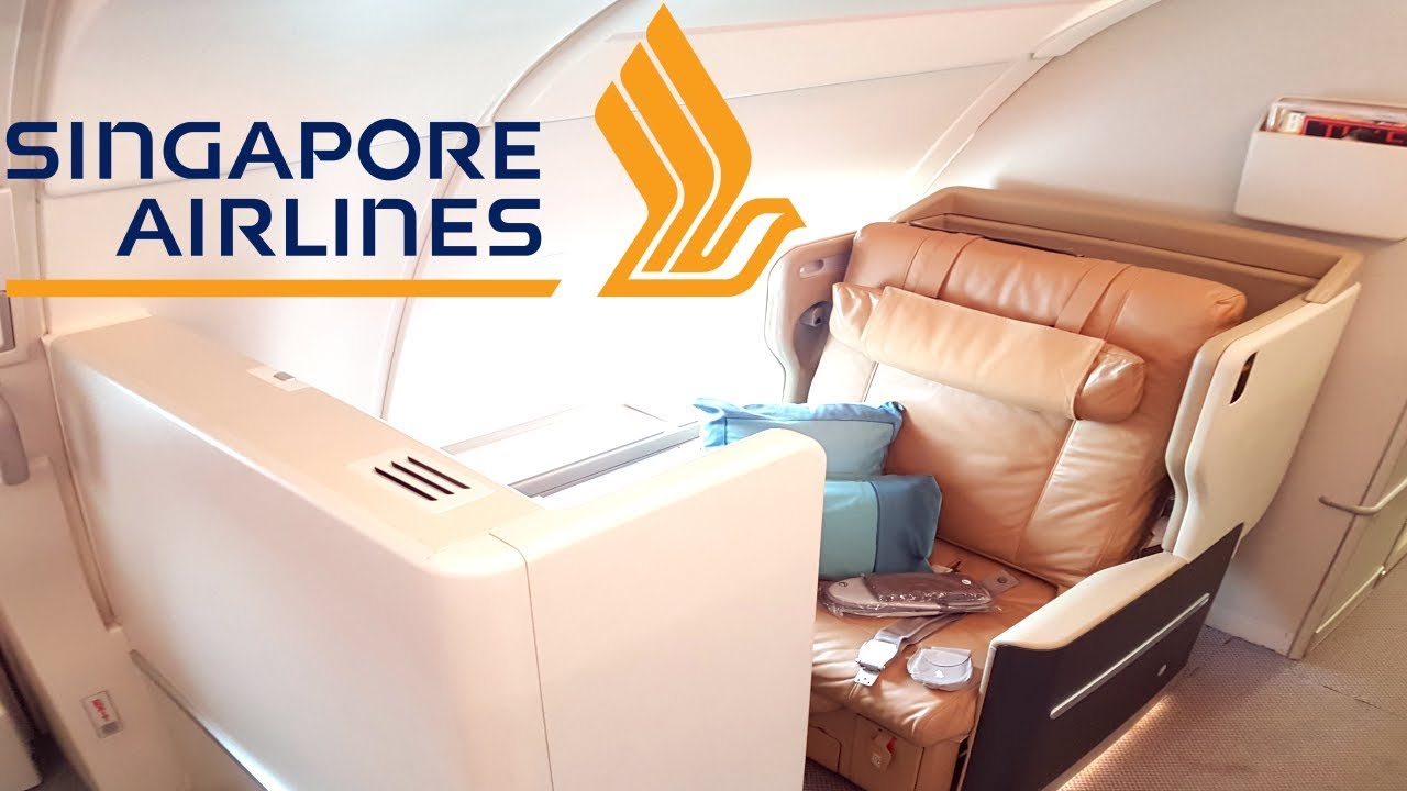 Singapore Airlines BUSINESS CLASS Singapore to London|Airbus A380