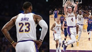 "NBA ""Showtime Lakers"" MOMENTS"