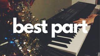Download Lagu Daniel Caesar (ft. H.E.R.) - Best Part (piano cover) Mp3