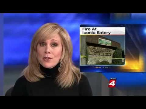 Gilbert's Lodge in Detroit Where Eminem Once Worked Gutted By Fire | Local4 News