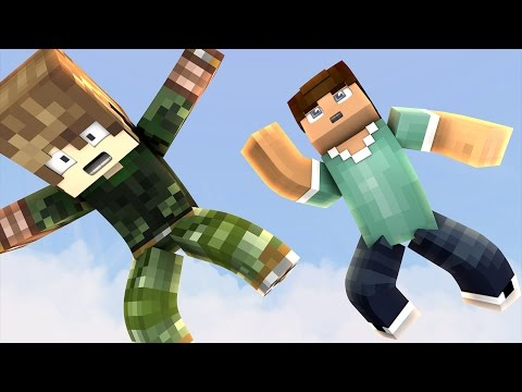 Minecraft - VOANDO PARA A VITÓRIA!