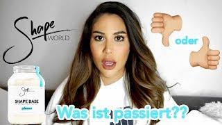 Mein EHRLICHES FAZIT zur SHAPE WORLD DIÄT!!! | Stephie Tilak