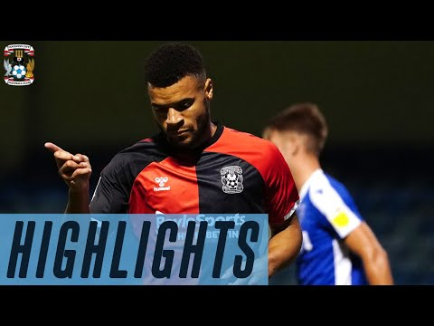 Gillingham Coventry Goals And Highlights