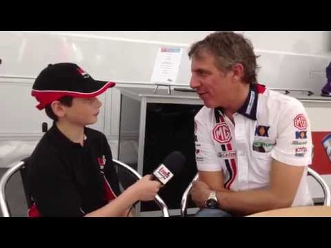 BTCC Silverstone 2014 - Jason Plato KX Club Card Fuel Save Racing