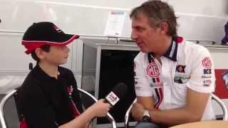BTCC Silverstone 2014 - Jason Plato KX Club Card Fuel Save Racing