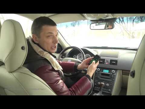 VW Touareg или Volvo XC90 сравнительный тест