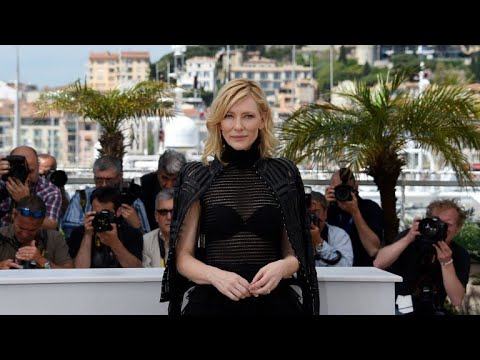 Actress Cate Blanchett to head Cannes festival jury