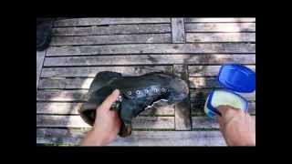 How To Fix Leather With Petroleum Jelly Tutorial