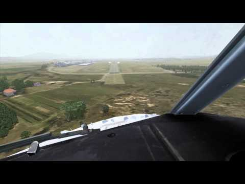 FSX AS REAL AS IT GETS Canberra Landing