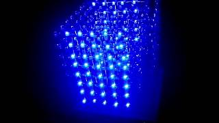 Светодиодный куб 8х8х8(Как-то так), 2015-01-11T17:52:35.000Z)