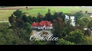 Romantyczna noc dla dwojga w Dworze Osmolice video