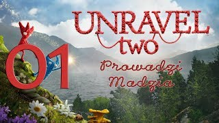 [PS4] Unravel Two #01 - Chapter 1 - Foreign Shore
