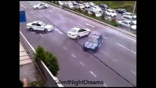 Real Life Need For Speed Police vs Drifters