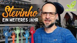 Crowdfunding 2019: Ein weiteres Jahr Stevinho?