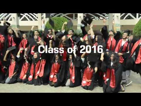 ISD Graduated Class of 2016