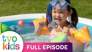 Cutie Pugs - The Swimming Pool - Full Episode