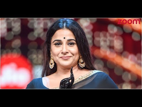 Vidya Balan Feels Elated To Win The 7th Filmfare Award For Best Actress