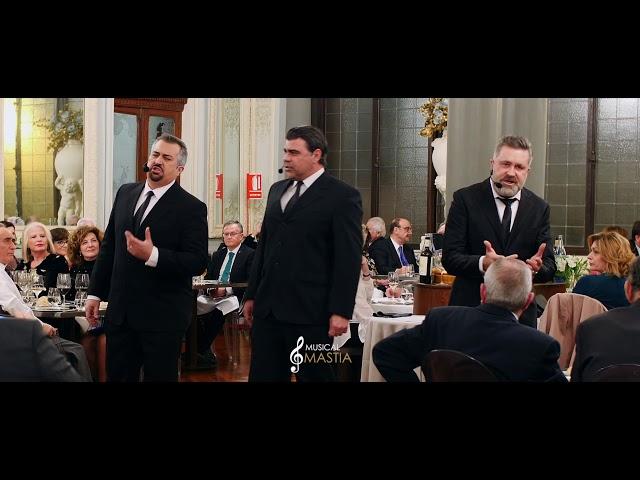 🤵�🤵�🤵� Tributo Il Divo | Heroe | Real Casino | Musical Mastia