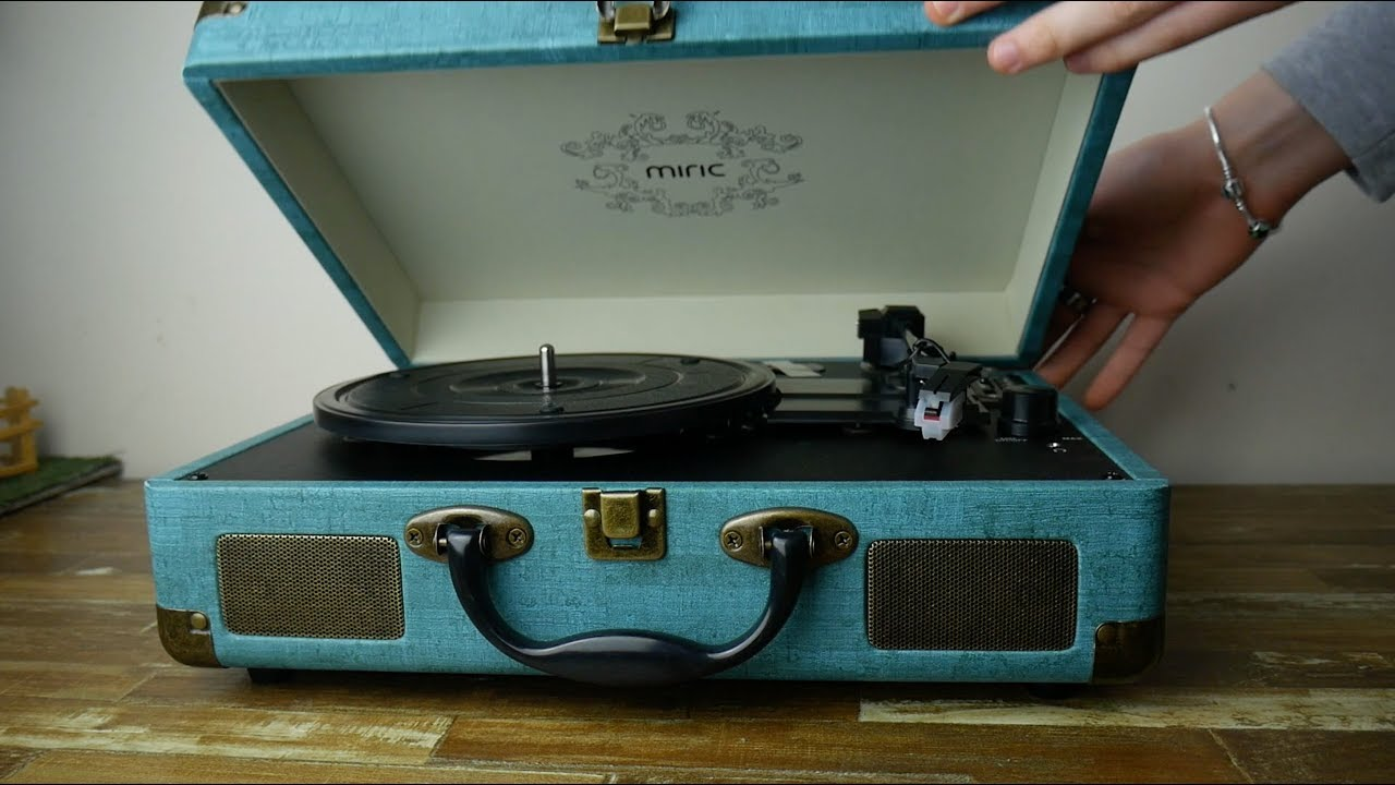 The Best Affordable Record Player? Top Vinyl Player