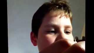 Ромашка из бисера