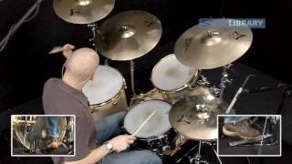Monkey Wrench - Drum Performance - www.licklibrary.com