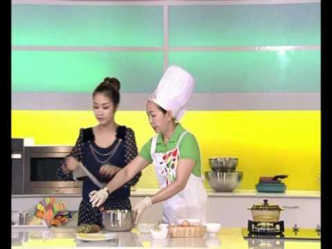 Làm Bánh Tiramisu - Vui Sống Mỗi Ngày [15-03-2012]