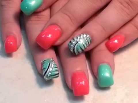 beautiful hump nail with lovely