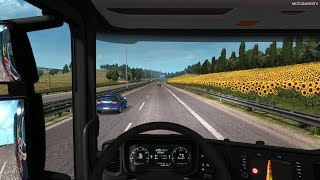 Euro Truck Simulator 2 - Driving from Frankfurt am Main to Brussel (One Truck Family Event)