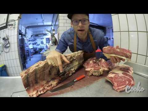 Rinderrücken Roastbeef Selber Reifen Und Zerteilen