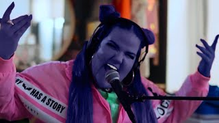 Netta Barzilai - Blue (If I were green, I would die) - נטע ברזילי