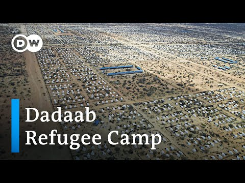 Inside Dadaab, The 200,000-person Refugee Camp | DW News