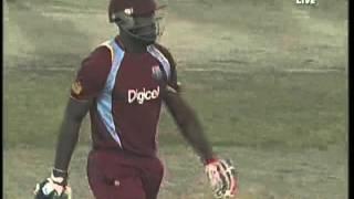 Bangladesh vs Westindies 5th ODI 2012 Full Highlights Part 2 December 08