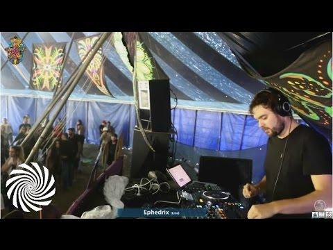 Ephedrix @ Mystic Vibrations 2 (Portugal, November 2016)