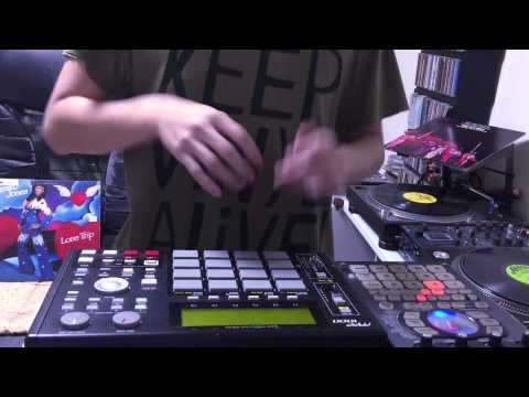 STUTS - On Fire / Poolside (Performed with MPC1000)