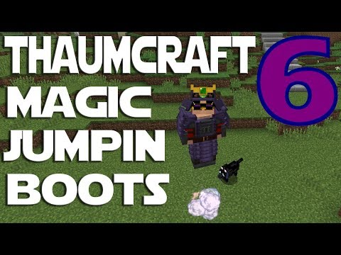 thaumcraft 6 getting started