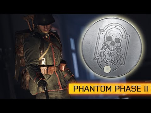 Soissons Smoke Easter Egg! Phantom Programm Phase II von Battlefield 1 (A Conflict Dogtag)