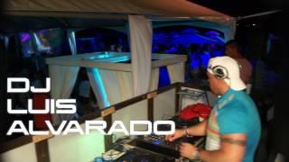 Dj Luis Alvarado en Mangos Beach Puerto Vallarta