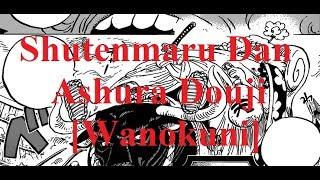 Shutenmaru Dan Ashura Douji [Wanokuni]