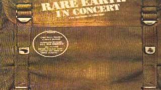 Rare Earth - Thoughts - In Concert