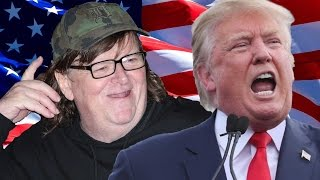 Why Michael Moore still thinks Trump could win the election