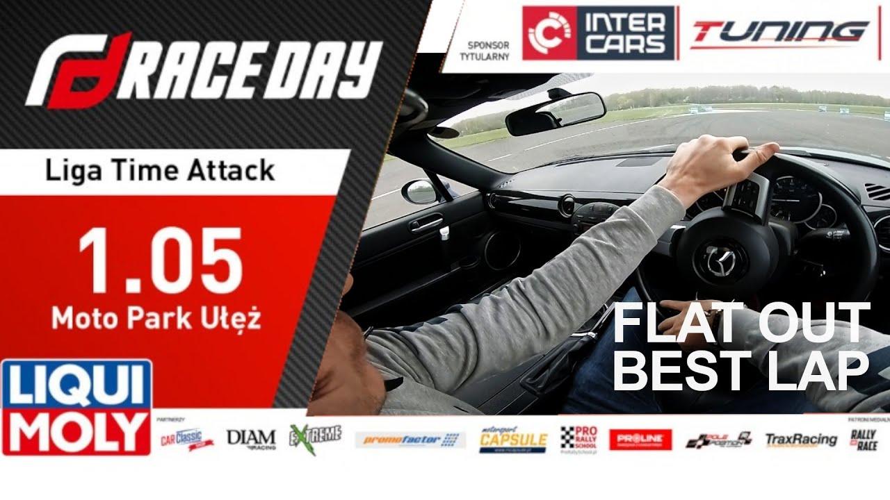 Race Day Ułęż 2021 Marcin radzio Radecki Action &  Best lap Mazda MX-5 NC Bridgestone Potenza SPORT
