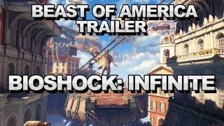 BioShock: Infinite - Beast of America Trailer (HD 1080p)