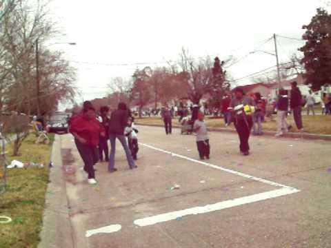 John clancy school parade feb 5 2010