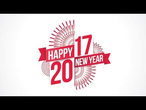 Happy New Year 2017 | form Tech in Marathi | intro