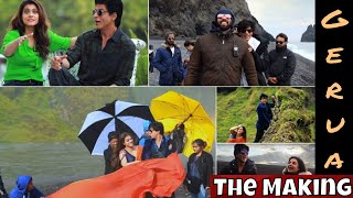 Video Making Of Gerua Video Song Out | Shahrukh Khan, Kajol | Dilwale download MP3, 3GP, MP4, WEBM, AVI, FLV April 2018