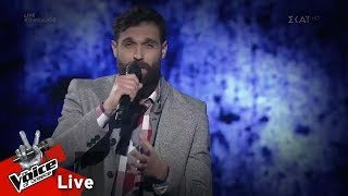 Baixar Νίκος Φάρφας - Losing my Religion | 2o Live | The Voice of Greece