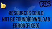 kotor downloaded resources validation failed