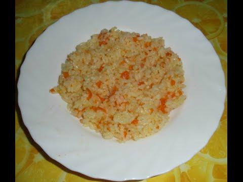 Как разогреть холодный рис в микроволновой печи