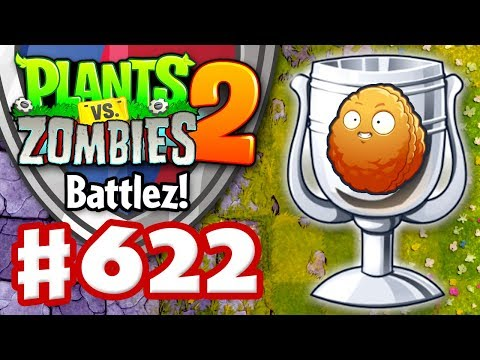 BATTLEZ! Silver League! - Plants vs. Zombies 2 - Gameplay Walkthrough Part 622