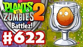 BATTLEZ! Silver League! - Plants vs. Zombies 2 - Gameplay Walkthrough Part 622